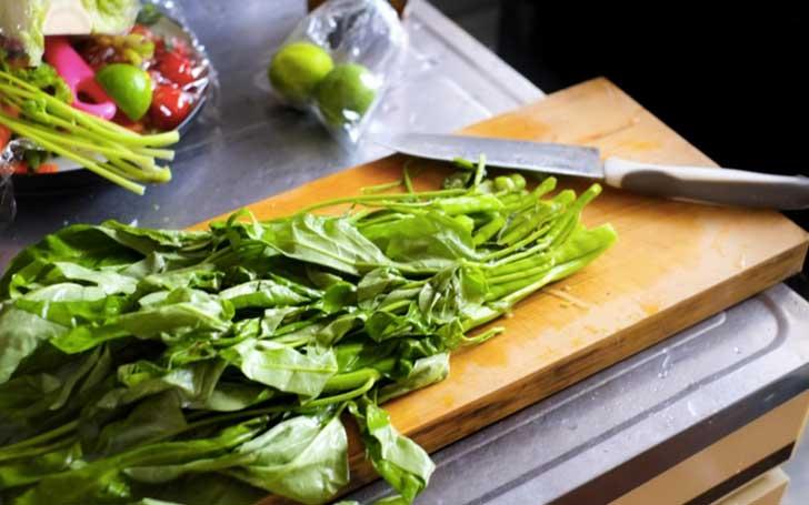 暑さに強いクウシンサイは夏に育てやすい野菜